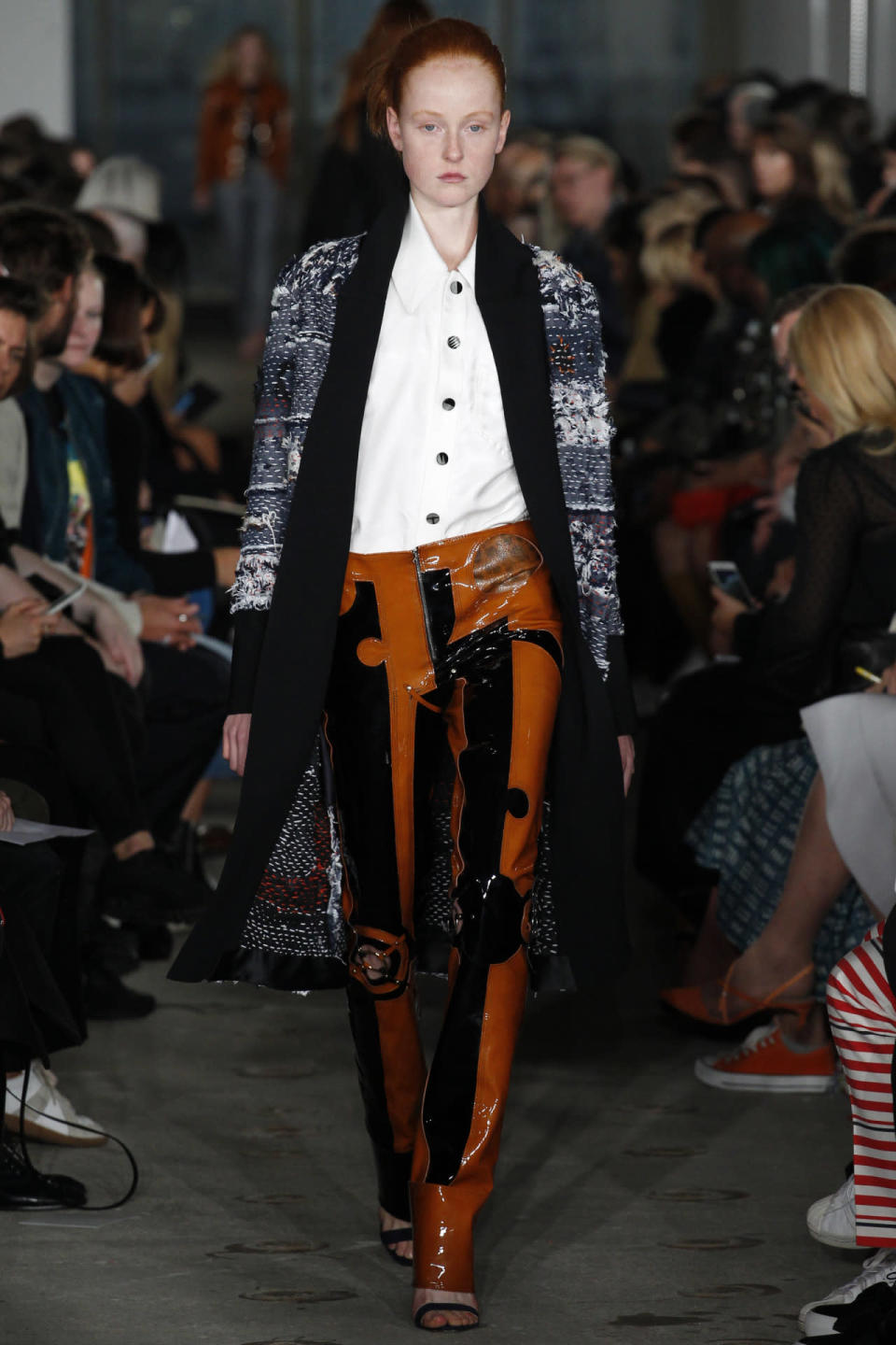 <p>Thomas Tait Spring/Summer 2016<br></p>