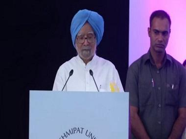 Democracy not inimical to economic growth, says Manmohan Singh; ex-PM asserts need for independent functioning for CBI, EC, SC