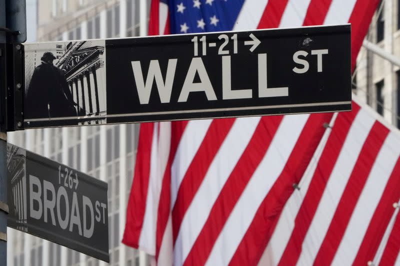 Wall Street rises on better-than-feared jobs report, easing Sino-U.S. tension