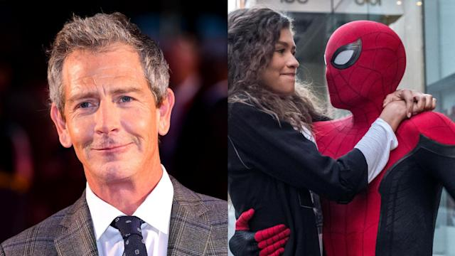Ben Mendelsohn has spoken about Spider-Man's importance in the MCU. (Credit: Ian West/PA Images via Getty Images/Marvel)