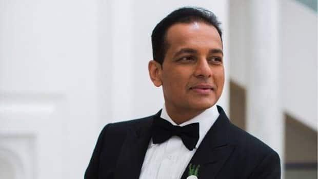 B.C.'s acting registrar of mortgage brokers issued a cease and desist order against Jay Kanth Chaudhary, pictured, for allegedly acting as a 'shadow broker' on more than half a billion dollars worth of questionable files.