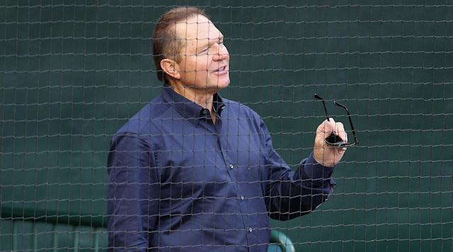 """<p>Agent Scott Boras ripped Marlins ownership at the annual winter meetings in Florida, telling reporters """"We've seen one of our major league jewelry stores become a pawn shop.''</p><p>Boras didn't personally name Derek Jeter, one of Miami's new owners, but he did say changes need to be made in the sale of clubs' vetting process. </p><p>""""You would hope that [with] ownership — new ownership — that MLB would screen the ownership, so that we have an ownership that comes in and provide additions,""""Boras said per <a href=""""http://www.espn.com/mlb/story/_/id/21757735/seen-one-our-major-league-jewelry-stores-become-pawn-shop"""" rel=""""nofollow noopener"""" target=""""_blank"""" data-ylk=""""slk:ESPN"""" class=""""link rapid-noclick-resp"""">ESPN</a>. ...[Instead], they come in and they redirect, so you're not a jewelry store that's coveting your diamonds. You now become a pawn shop that is trying to pay the rent of the building. ...""""</p><p>Jeter <a href=""""https://www.si.com/mlb/2017/09/27/derek-jeter-miami-marlins-sale-approved"""" rel=""""nofollow noopener"""" target=""""_blank"""" data-ylk=""""slk:took over the Marlins"""" class=""""link rapid-noclick-resp"""">took over the Marlins</a> along with Bruce Sherman in October. But the team made headlines again this past week, trading National League MVP Giancarlo Stanton to the Yankees. On Wednesday, the team <a href=""""https://www.si.com/mlb/2017/12/13/marcell-ozuna-trade-marlins-cardinals-winter-meetings"""" rel=""""nofollow noopener"""" target=""""_blank"""" data-ylk=""""slk:reportedly traded"""" class=""""link rapid-noclick-resp"""">reportedly traded</a> outfielder Marcell Ozuna to the Cardinals. Ozuna is one of Boras' clients. The Marlins <a href=""""https://www.si.com/mlb/2017/12/07/dee-gordon-marlins-mariners-trade"""" rel=""""nofollow noopener"""" target=""""_blank"""" data-ylk=""""slk:traded second baseman"""" class=""""link rapid-noclick-resp"""">traded second baseman</a> Dee Gordon to the Mariners last week.</p><p>With the various trades, Jeter has reportedly been looking to cut the Marlins' payroll, even <a href=""""https://www."""