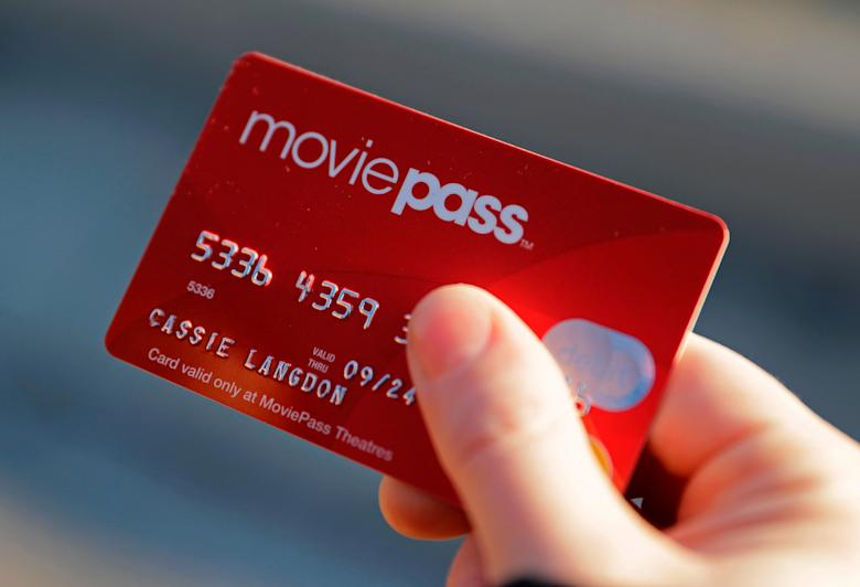 MoviePass reportedly left customers' credit cards exposed online