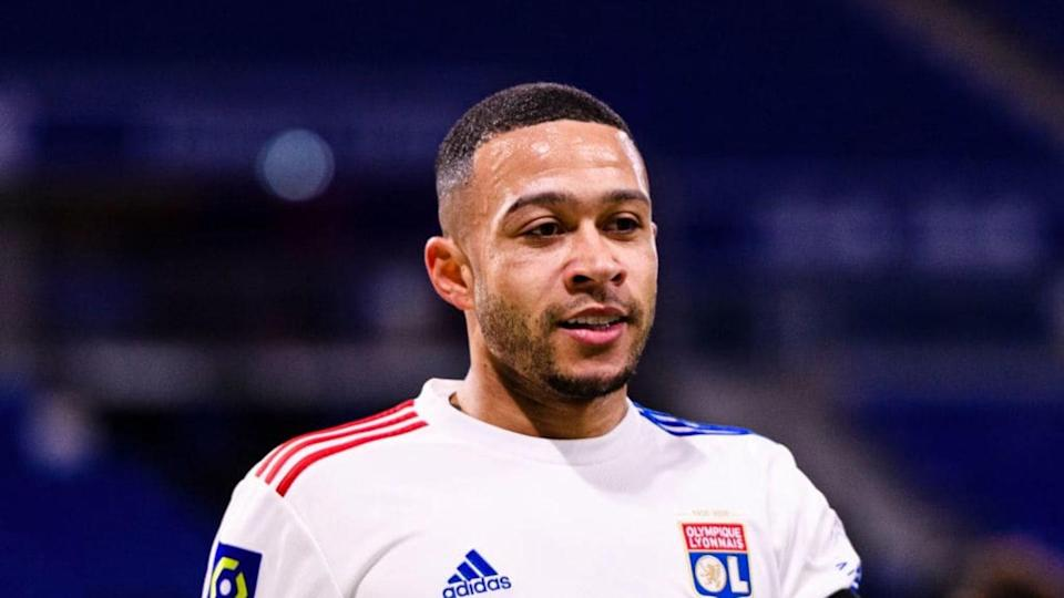 Memphis Depay | Eurasia Sport Images/Getty Images