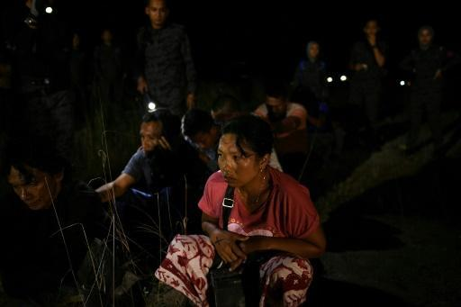 Malaysia condemned for migrant worker crackdown