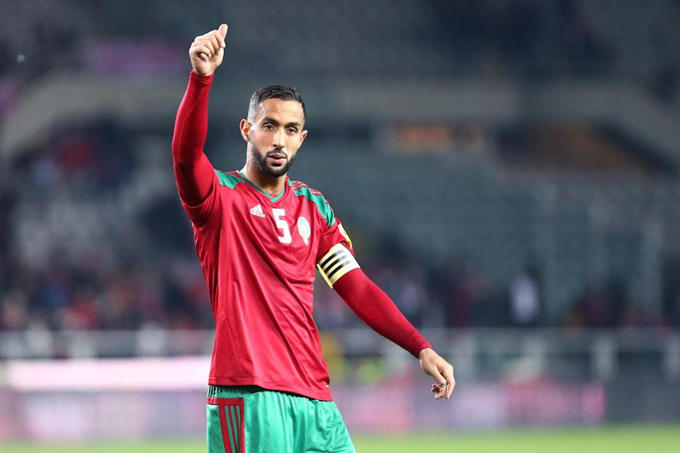 Medhi Benatia captains one of the 2018 World Cup's most dangerous underdogs, Morocco. (Getty)