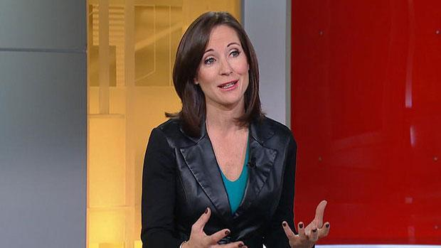 The CBC's Amanda Lang gives a sneak peak of her new nightly business show, which premieres Monday on CBCNN