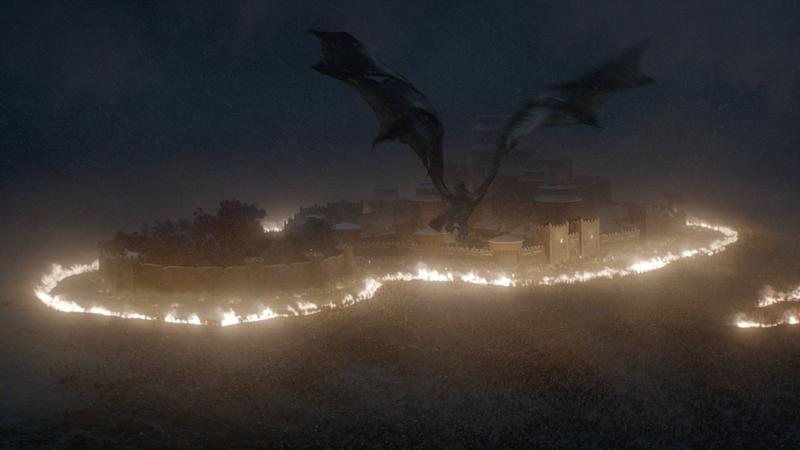 How 'Game of Thrones' made Ghost, Drogon and other eye-popping effects