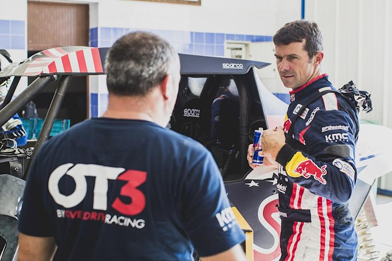 Five-time winner Despres joins Red Bull for '20 rally