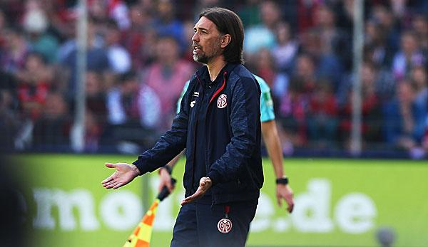 Bundesliga: Schmidt bleibt Trainer in Mainz