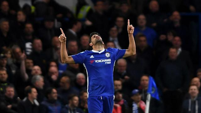 Antonio Conte insists his faith in Diego Costa never wavered after Chelsea's top scorer got back on the goal trail against Southampton.