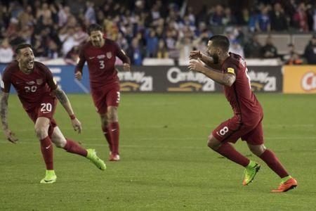 Soccer: Men's World Cup Soccer Qualifier-Honduras at USA