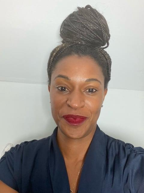"""<p>""""Hands down, fall is my favorite season. I try to re-create the season as much as possible by wearing lipstick that instantly transports me to days of chunky sweaters and big piles of leaves. I love the <span>Nars Velvet Matte Lip Pencil in Damned</span> ($27) because it's weightless and matte but not super drying. One swipe and I have a major color payoff that's perfect for any time of the year."""" - Deena Campbell, beauty content director, Branded Content</p>"""