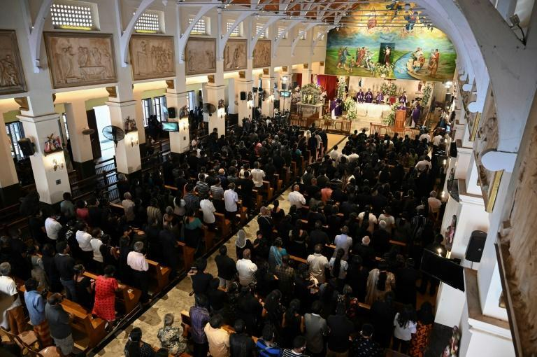 A multi-religious remembrance service for the victims of the attacks was broadcast on television