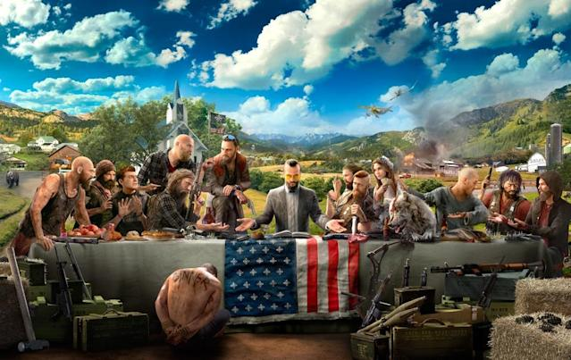 'Far Cry 5' looks to reinvent the franchise, forcing you to confront religious zealots on U.S. soil.