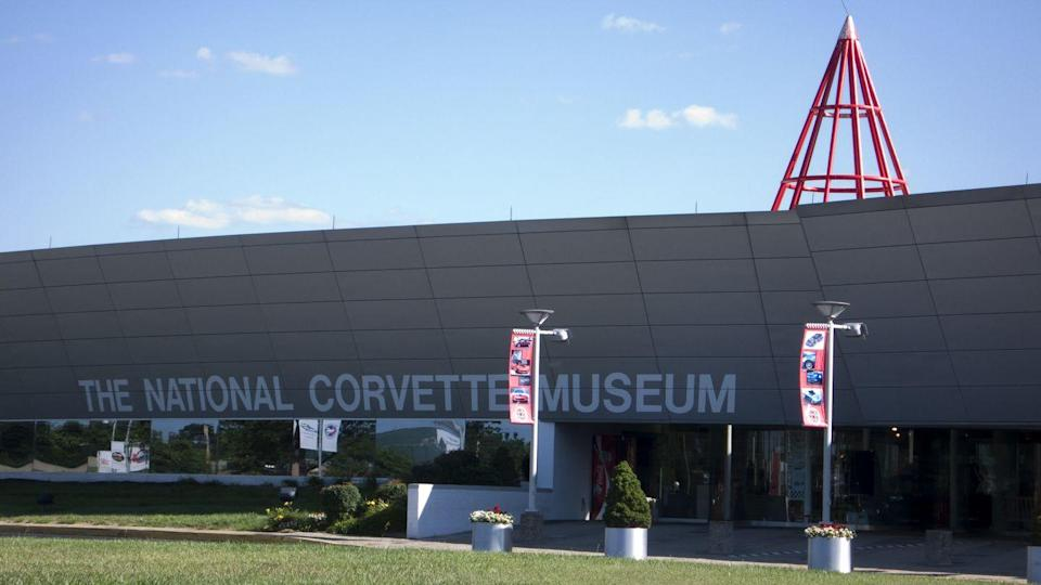 "<p><a href=""https://www.corvettemuseum.org/"" rel=""nofollow noopener"" target=""_blank"" data-ylk=""slk:National Corvette Museum"" class=""link rapid-noclick-resp"">National Corvette Museum </a></p><p>There are a lot of museums out there that have spaces dedicated to history, but few that have a whole exhibit dedicated to a momentous occasion that happened at the museum itself. But this Bowling Green spot was the site of crazy event in 2014. Their Superdome structure, used to display some amazing Corvettes of yesteryear, was the site of a sinkhole that swallowed eight vehicles. Wild, right? The superdome has been repaired, but you can still see the wreckage in the Corvette Cave-In Experience.</p>"