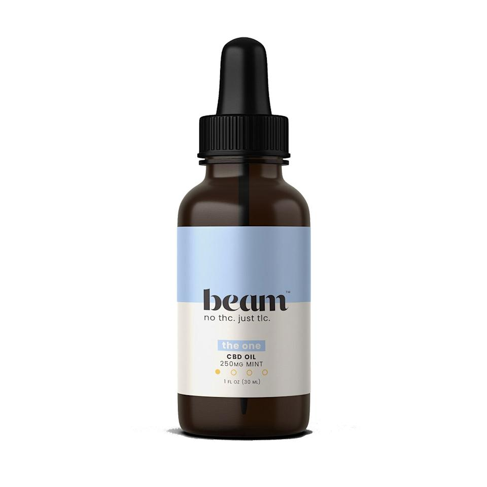 <p>With its laundry list of wellness benefits — including the ability to fight anxiety, insomnia, and inflammation — it's no surprise the CBD craze took <em>off</em> this year. If you're ready to give it a try, we suggest this CBD oil tincture, which can be used alone or as an add-on to any beverage. </p>