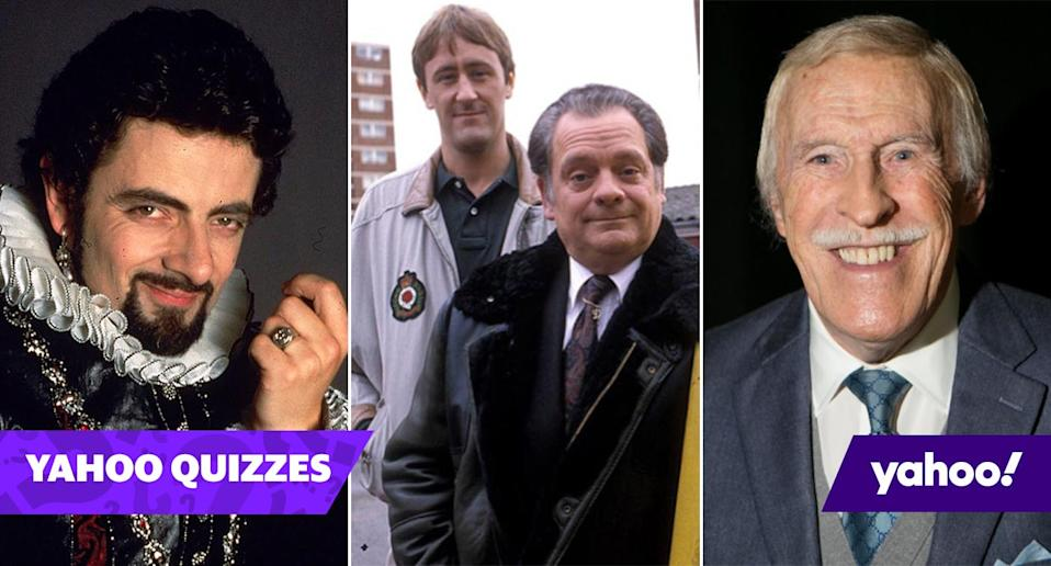 How well do you know classic British TV catchphrases?