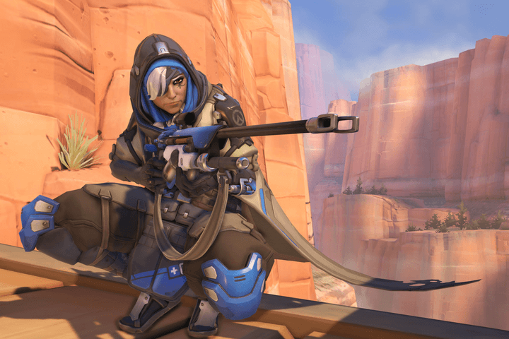 overwatch ana guide screenshot
