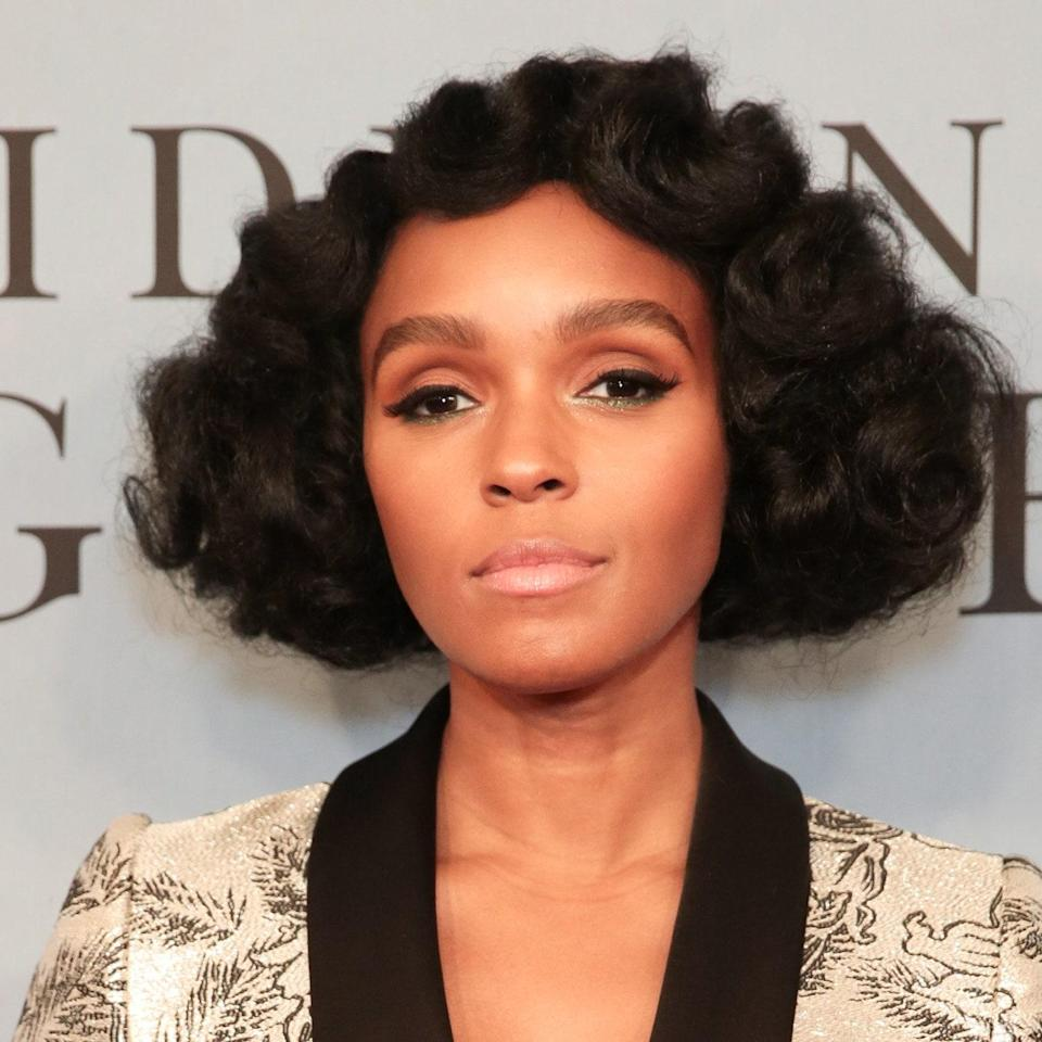"""Take this flapper-inspired look for a spin and modernize it with feathery, voluminous curls. """"This haircut builds volume at the sides and helps make fine hair look thicker,"""" says hairstylist <a href=""""https://www.instagram.com/michaelduenas/?hl=en"""" rel=""""nofollow noopener"""" target=""""_blank"""" data-ylk=""""slk:Michael Dueñas"""" class=""""link rapid-noclick-resp"""">Michael Dueñas</a> who notes it works best on natural type 2C curls, though clearly, with the magic of a blow-dryer, you can create this effect if your curl pattern is a bit tighter. To maintain the look, """"keep the ends of your curls blunt and give very slight horizontal graduation to the cut. This will create a more rounded perimeter and prevent a severe triangular shape."""""""