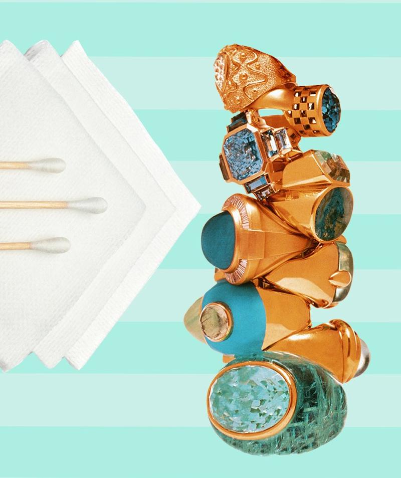 How to (Gently) Clean Your Favorite Costume Jewelry