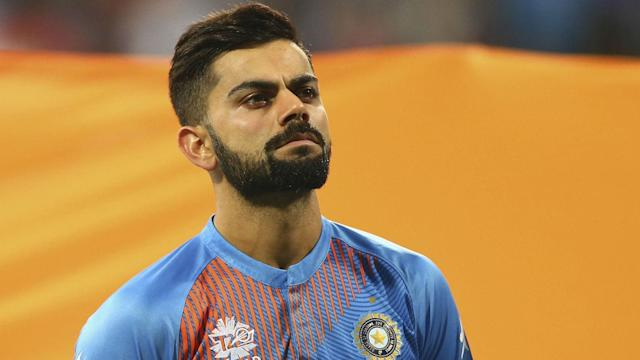 A stunning 2016 as India captain has seen Virat Kohli named the Leading Cricketer in the World by Wisden.