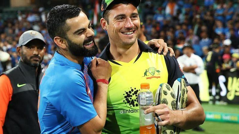 Marcus Stoinis is hopeful that the Australian bowlers will execute their plans well against Virat Kohli and keep him quiet.