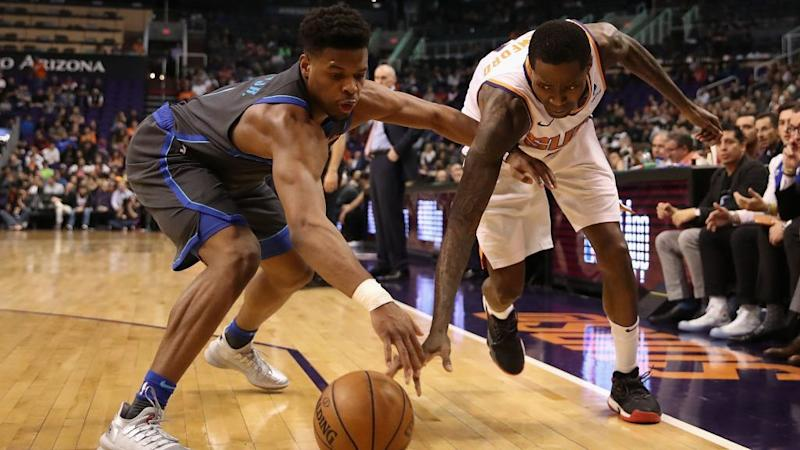 Mavericks ramp up efforts to deal PG Dennis Smith Jr., sources say