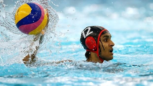 Canada's Reuel D'souza scored five times Sunday against Georgia but it wasn't enough in a 18-10 loss at the men's water polo Olympic qualification tournament in Rotterdam, Netherlands. The Canadians went 1-5 and finished eighth of 11 teams.