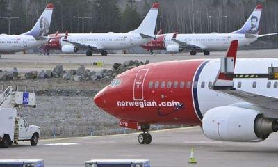 British Airways owner IAG weighs takeover offer for Norwegian Air