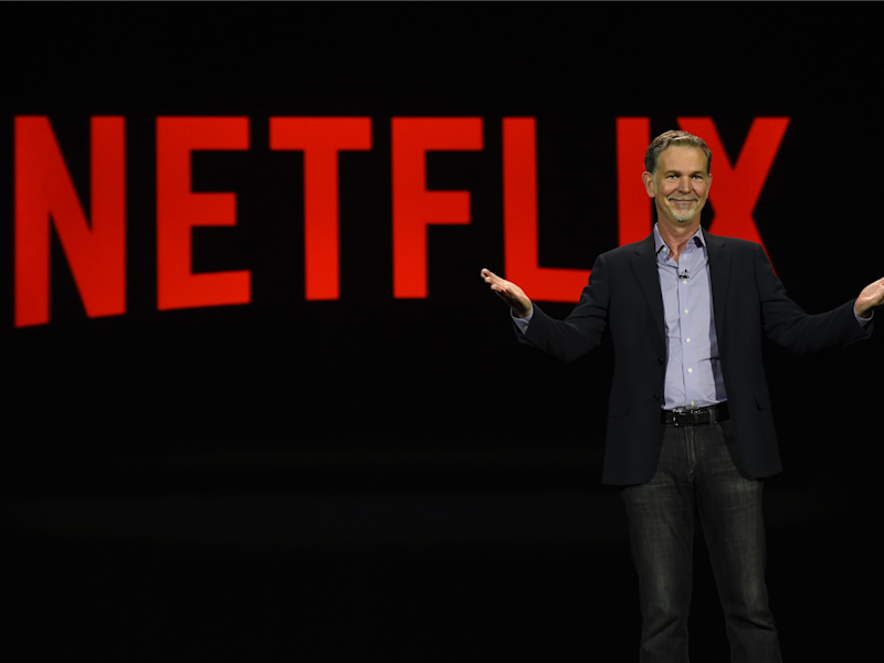MORGAN STANLEY: Netflix isn't even close to being done