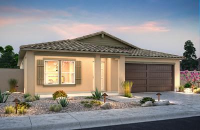 Single-story floor plan | Wickenburg Vistas in Wickenburg, AZ | New homes by Century Complete