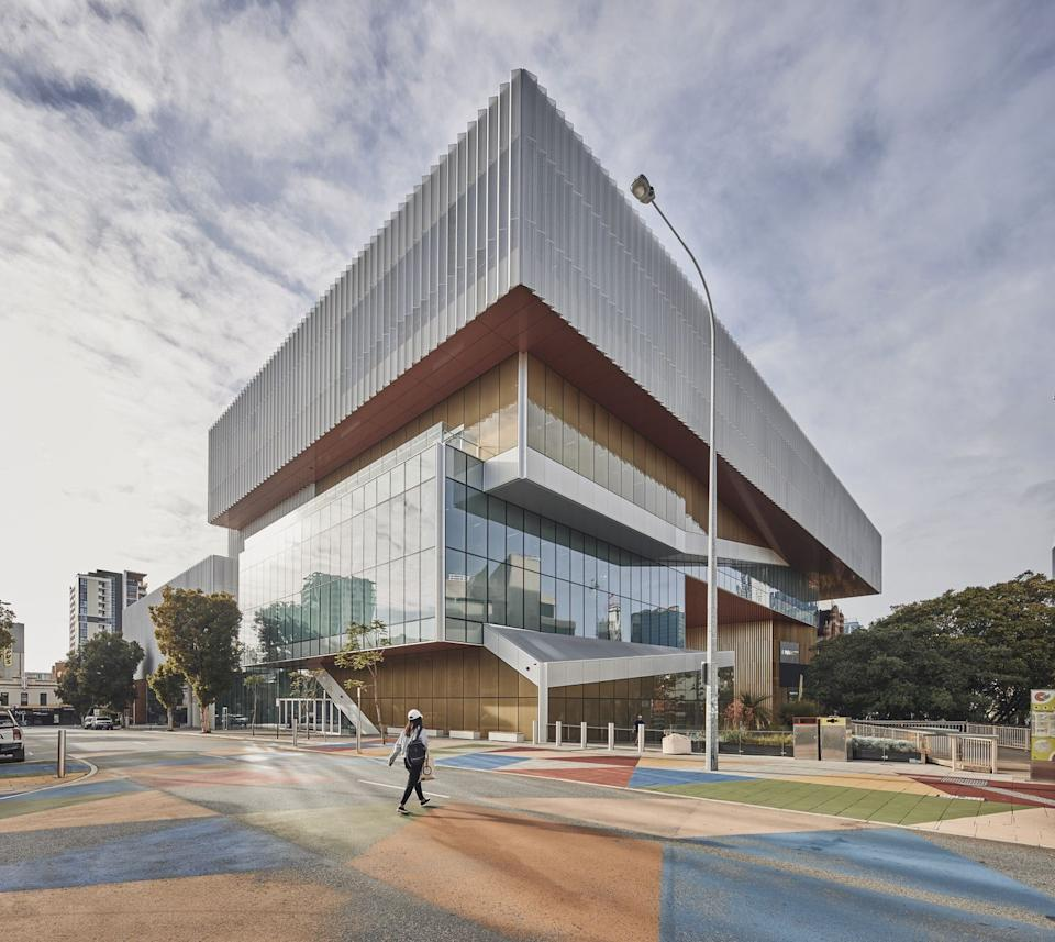 Photo credit: Foto di Peter Bennetts, courtesy of Hassell + OMA