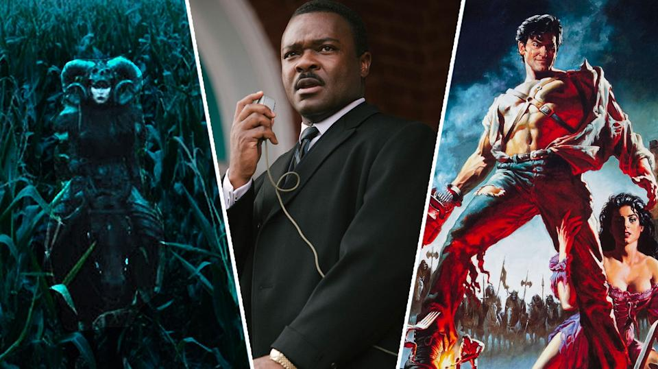 American Fable, Selma, Army of Darkness.