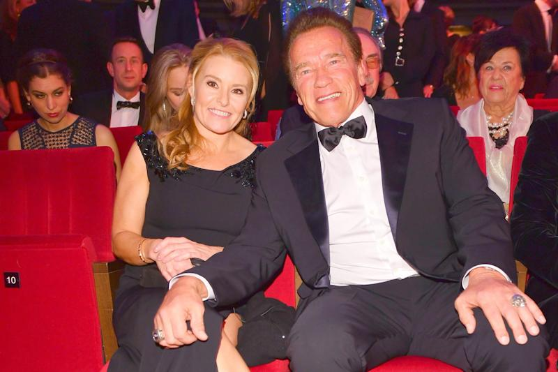 GQ Men of the Year: Arnold Schwarzenegger in Berlin als Legende ausgezeichnet