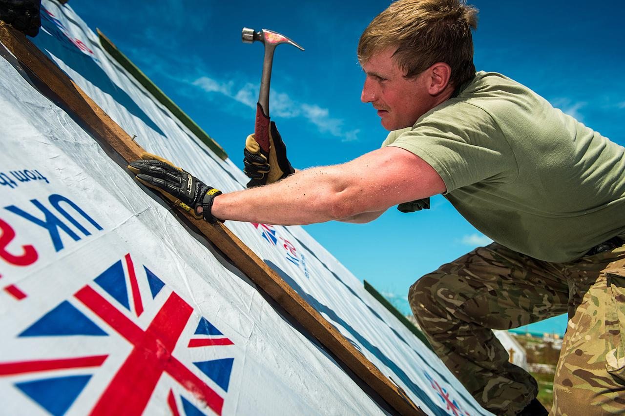 <p>'We've got great photographers in the Army,' said Command Master Photographer WO1 Will Craig, 'but we realised that lots of other people have fabulous photos of what we do, including members of the public and our colleagues in the Royal Navy and the RAF.' (SWNS) </p>