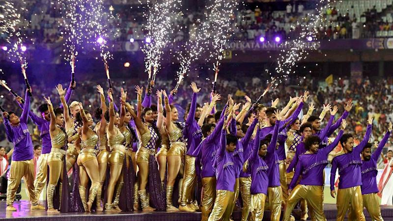 Fire Scare at Eden Gardens Before Opening Ceremony