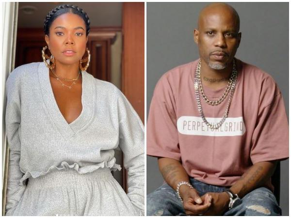 Gabrielle Union and DMX (Image courtesy: Instagram)