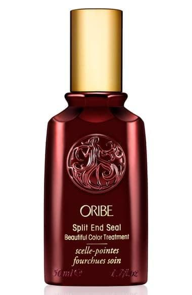 <p>If your hair is prone to split ends, the <span>Oribe Split End Seal</span> ($48) might be the product you need in your arsenal. It's a silky serum that will protect your ends.</p>