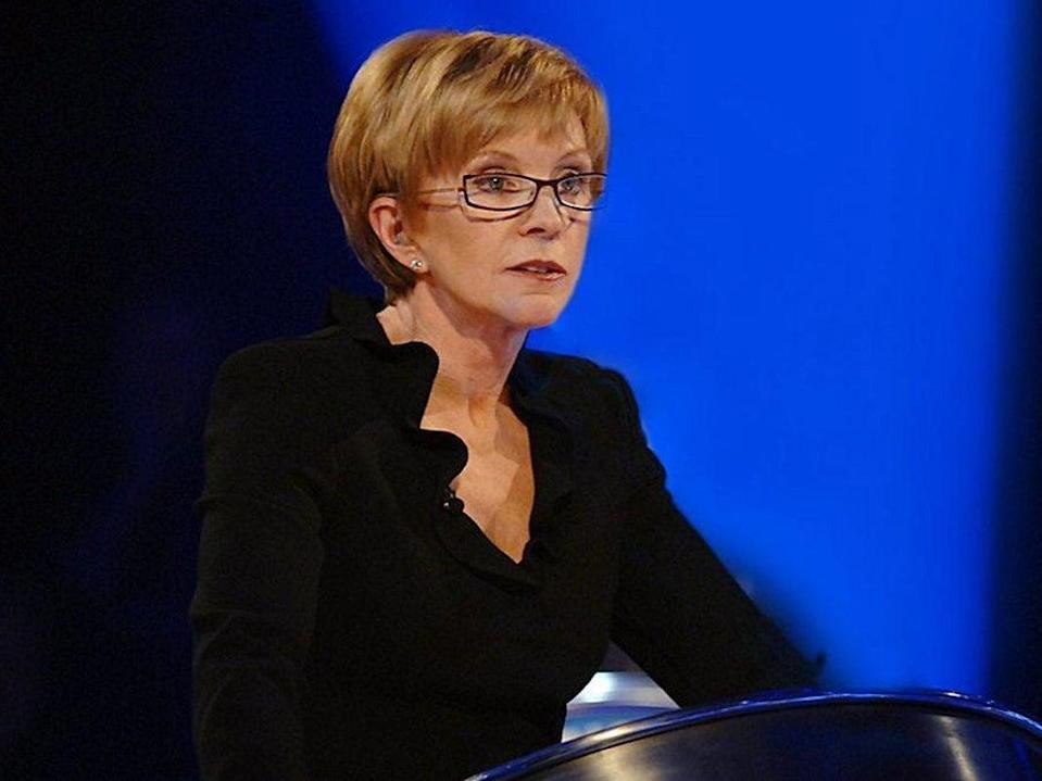 Robinson earned a reputation for brutal insults during her time hosting The Weakest Link on BBC (BBC)
