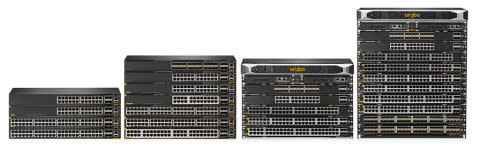 Aruba Delivers Industry's First End-to-End, Services-Rich Switching Portfolio Spanning Enterprise Campus, Branch and Data Center