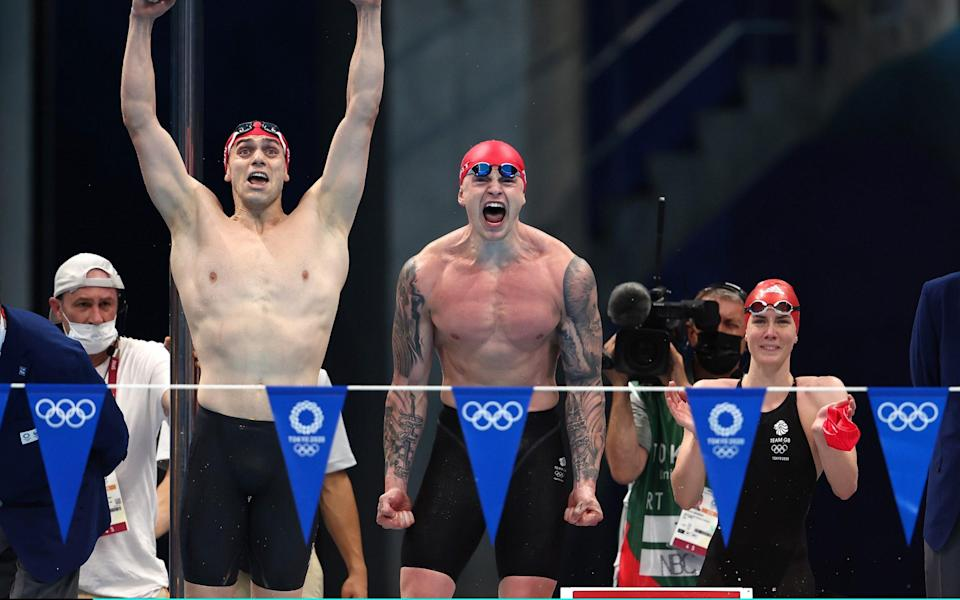 tokyo olympics 2020 live news triathlon golf swimming 2021 - Clive Rose/Getty Images AsiaPac