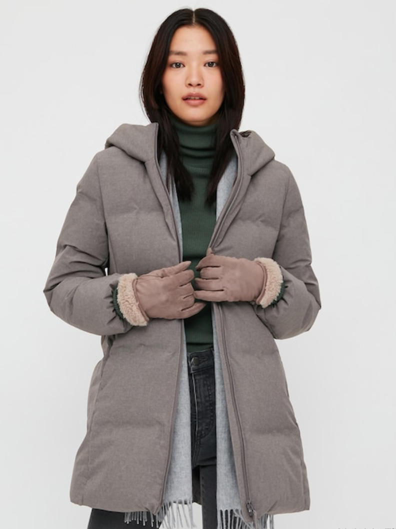 """<h2>Uniqlo</h2><br><strong>Dates: </strong>11/27 — 11/30<br><strong>Deal: </strong>Get a free 3-pack of <a href=""""https://www.uniqlo.com/us/en/airism-face-mask-pack-of-3-437784.html"""" rel=""""nofollow noopener"""" target=""""_blank"""" data-ylk=""""slk:AIRism Face Masks"""" class=""""link rapid-noclick-resp"""">AIRism Face Masks</a> with any purchase of $150+<br><br><strong><em>Shop <a href=""""https://www.uniqlo.com/us/en/home/"""" rel=""""nofollow noopener"""" target=""""_blank"""" data-ylk=""""slk:Uniqlo"""" class=""""link rapid-noclick-resp"""">Uniqlo</a></em></strong><br><br><strong>Uniqlo</strong> Seamless Down Short Coat, $, available at <a href=""""https://go.skimresources.com/?id=30283X879131&url=https%3A%2F%2Ffave.co%2F3mfmsUR"""" rel=""""nofollow noopener"""" target=""""_blank"""" data-ylk=""""slk:Uniqlo"""" class=""""link rapid-noclick-resp"""">Uniqlo</a>"""