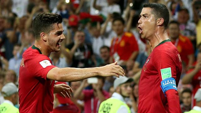 Morocco have had to recover quickly from their painful late World Cup defeat to Iran as they prepare to face Portugal and Cristiano Ronaldo.