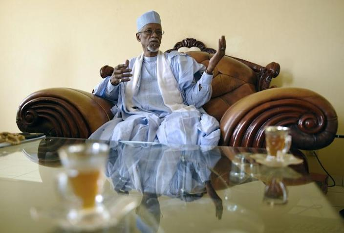 Goukouni, now 77, ruled Chad from 1980 to 1982