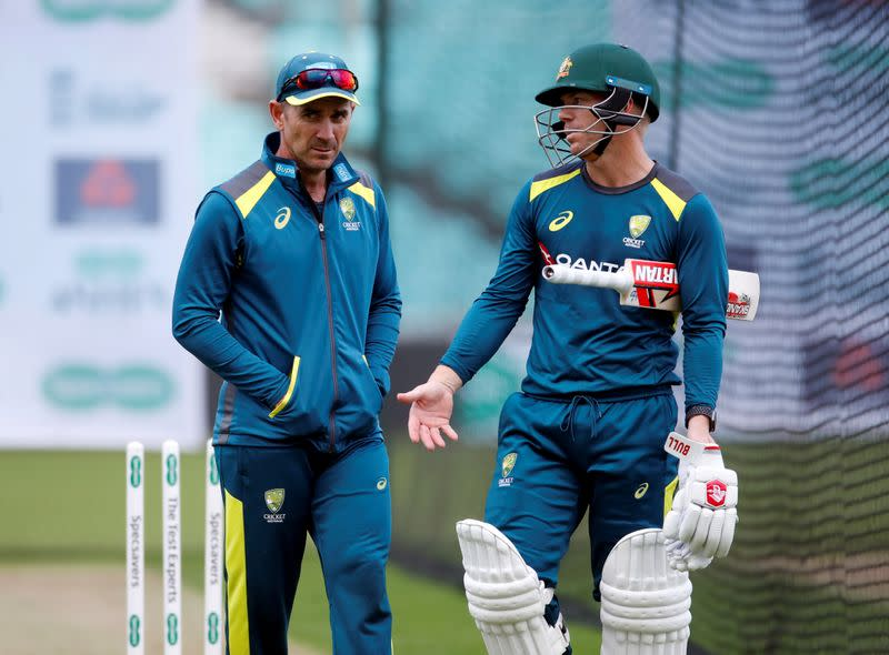 New players in hunt for spots on England tour: Langer