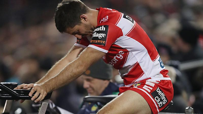 Hunt's injury woes