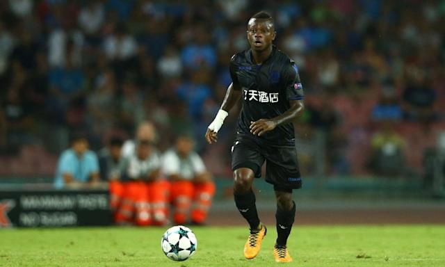 "<span class=""element-image__caption"">Jean Michaël Seri has also been tracked by a host of Premier League clubs including Arsenal, Liverpool and Tottenham.</span> <span class=""element-image__credit"">Photograph: CIAMBELLI/SIPA/REX/Shutterstock</span>"