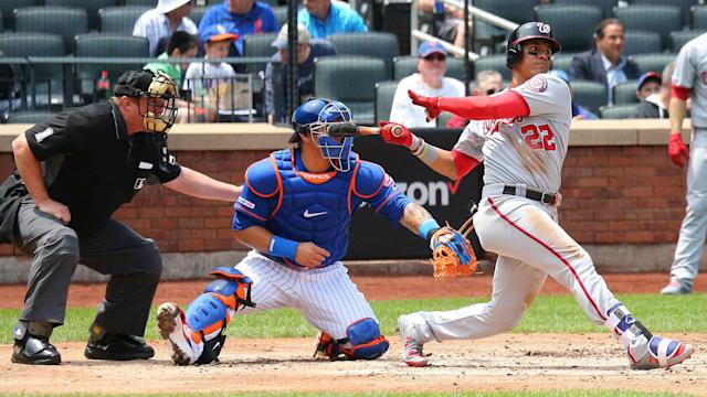 Washington suffers a four-game sweep in New York at the hands of the Mets to find new depths.
