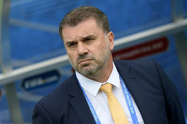 "Australia's coach Ange Postecoglou said of their first match against Germany, ""It's a loss and the loss falls on me, it's my responsibility"""